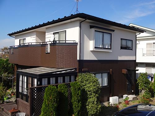 宮城県 外壁・屋根塗装工事