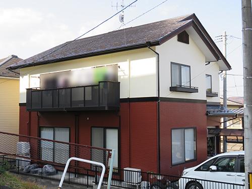 宮城県名取市A様邸 外壁塗装・屋根工事