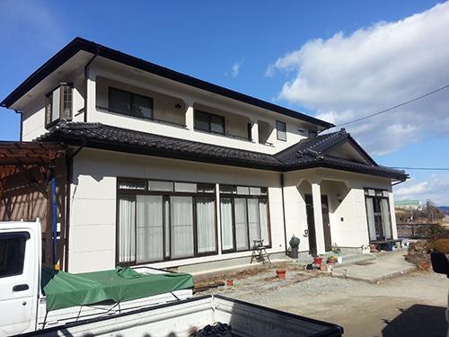 宮城県角田市E様邸 外壁塗装・屋根工事
