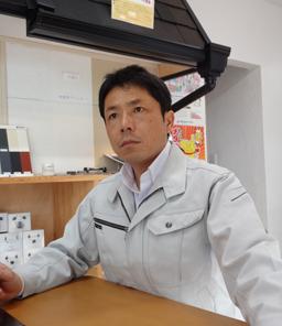 マイペイント宮城 代表取締役 佐竹 信昭