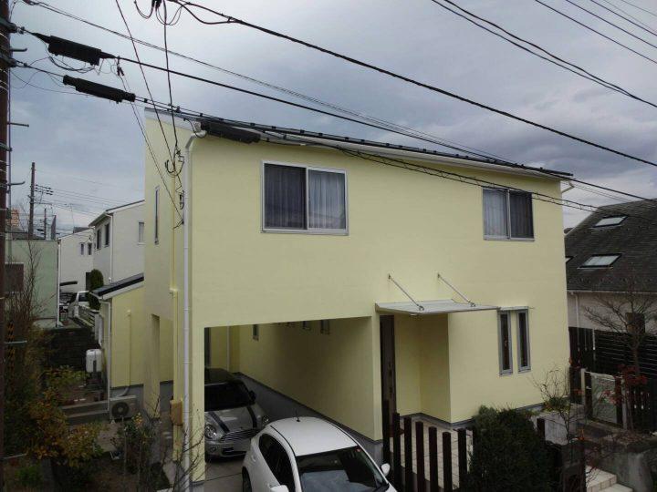 宮城県仙台市 F様邸 外壁塗装・屋根塗装