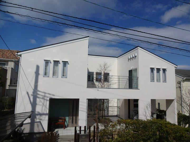 宮城県仙台市 T様邸 屋根塗装・外壁塗装