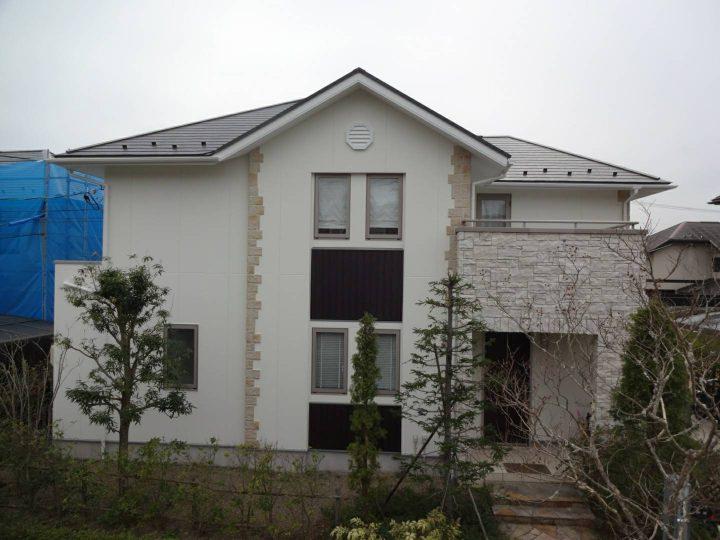 宮城県仙台市 M様邸 外壁塗装・屋根塗装