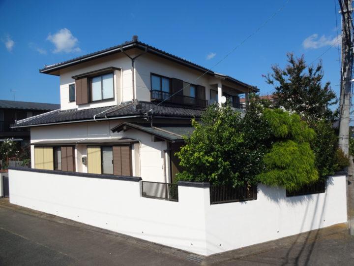 宮城県仙台市太白区 外壁塗装 N様邸の声 外壁工事