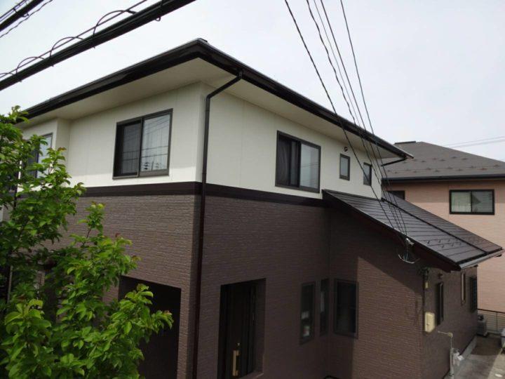 宮城県富谷市 N様邸 屋根・外壁塗装