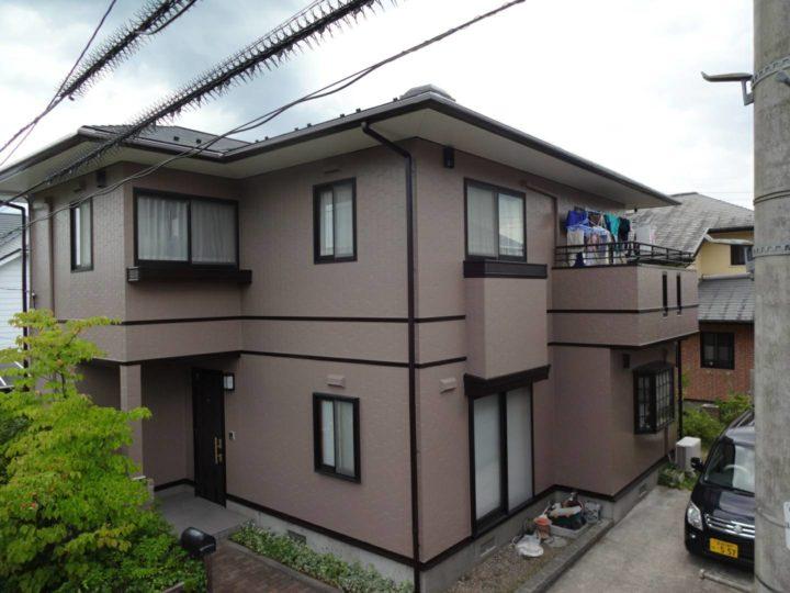 宮城県富谷市 M様邸 屋根・外壁塗装