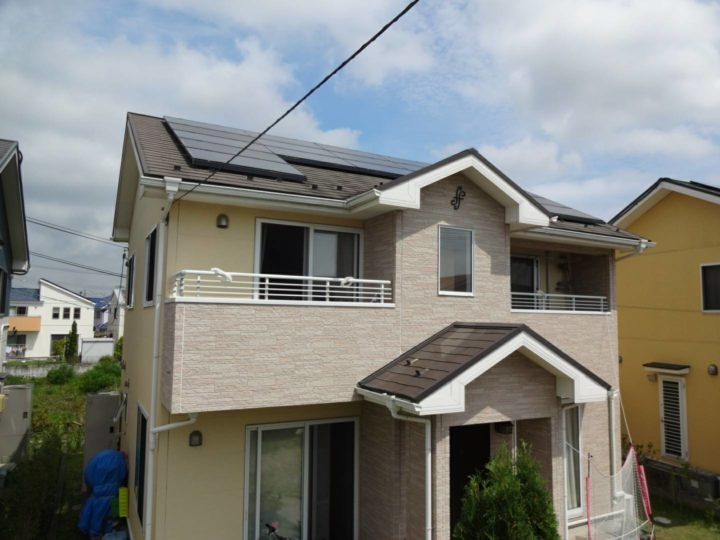 宮城県富谷市 O様邸 屋根・外壁塗装