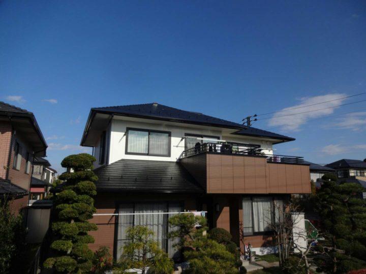 宮城県利府町 K様邸 屋根・外壁塗装