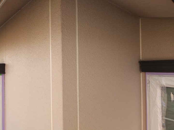 外壁塗装仕上がり