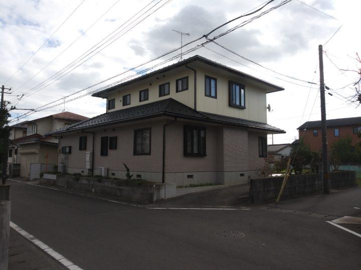 宮城県岩沼市 外壁塗装&屋根塗装 S様邸の声 屋根・外壁工事