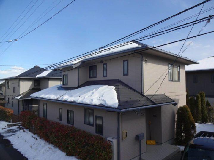 宮城県富谷市 K様邸 屋根・外壁塗装