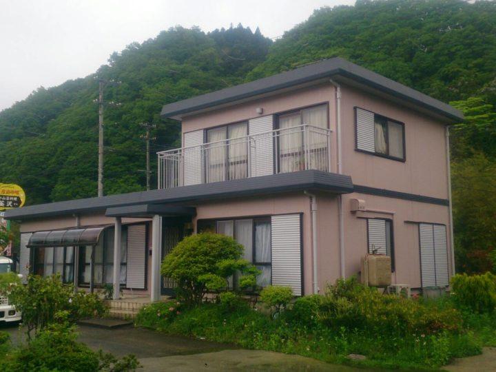 宮城県刈田郡蔵王町 T様邸 屋根塗装・外壁塗装