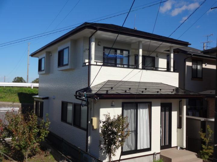 宮城県仙台市太白区 外壁塗装&屋根塗装 O様邸の声 屋根・外壁工事