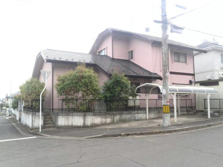 宮城県柴田郡柴田町 T様邸 屋根・外壁塗装