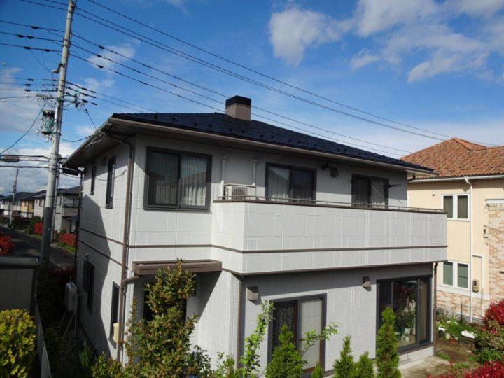 宮城県富谷市 H様邸 屋根・外壁塗装