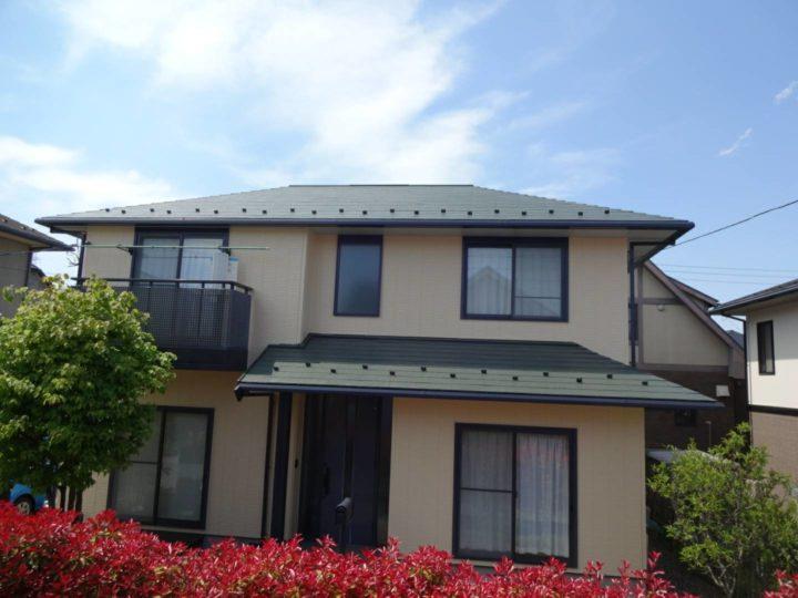 宮城県富谷市 T様邸 屋根・外壁塗装