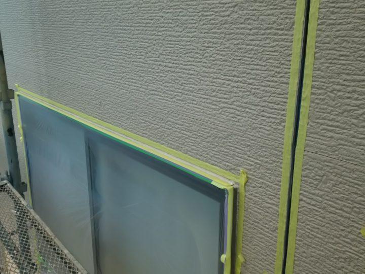 外壁のつなぎ目の処理