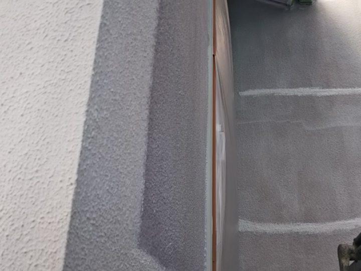 外壁下処理
