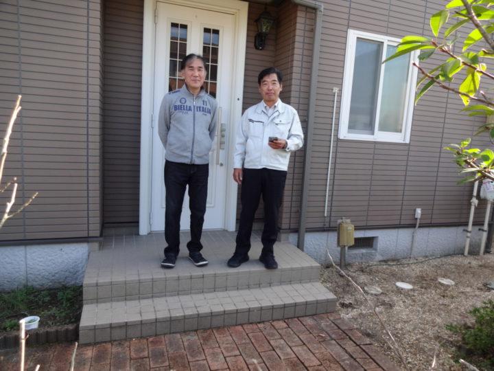宮城県名取市 外壁塗装&屋根塗装 H様邸の声 屋根・外壁工事
