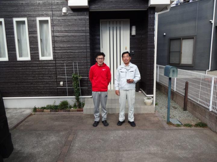 宮城県名取市 外壁塗装&屋根塗装 I様邸の声 屋根・外壁工事