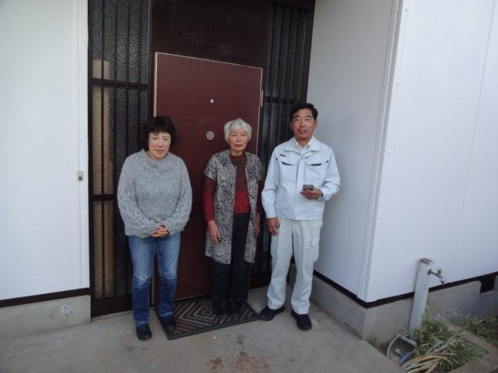 宮城県仙台市太白区 外壁塗装&屋根塗装 N様邸の声 屋根・外壁工事