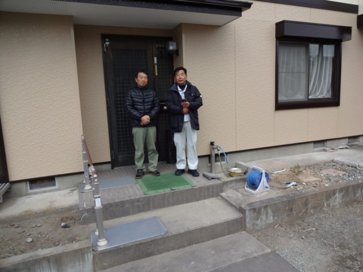 宮城県名取市 外壁塗装&屋根塗装 S様邸の声 屋根・外壁工事