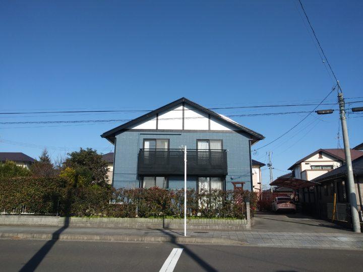 岩沼市で屋根と外壁の塗装をしました。