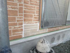 外壁材の補修
