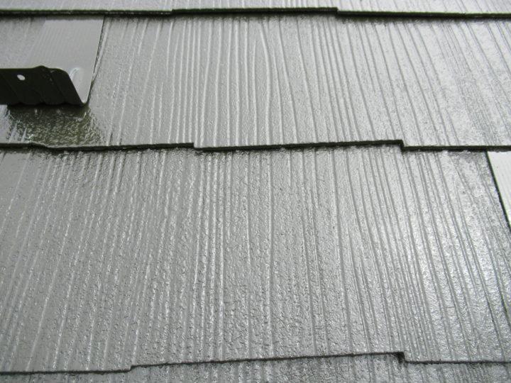 屋根仕上がり