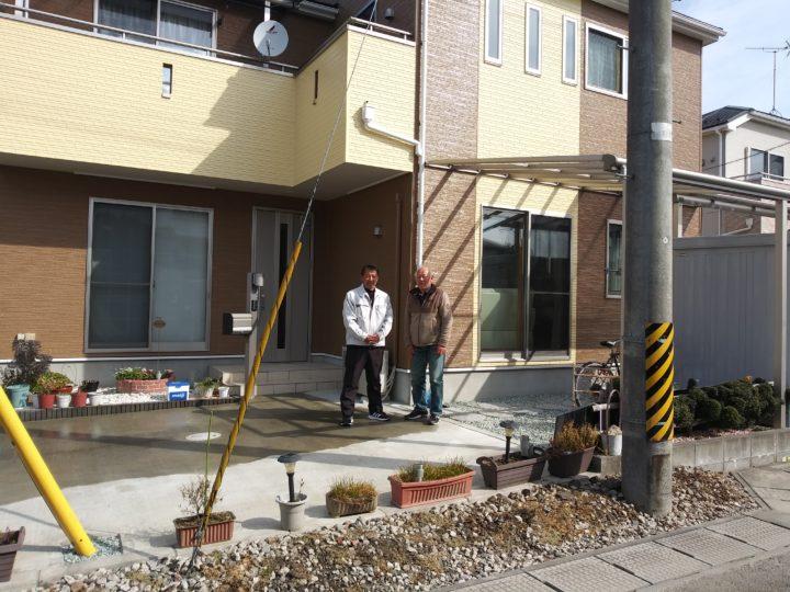 宮城県仙台市太白区で屋根と外壁塗装! N様邸の声を頂きました。ありがとうございます。