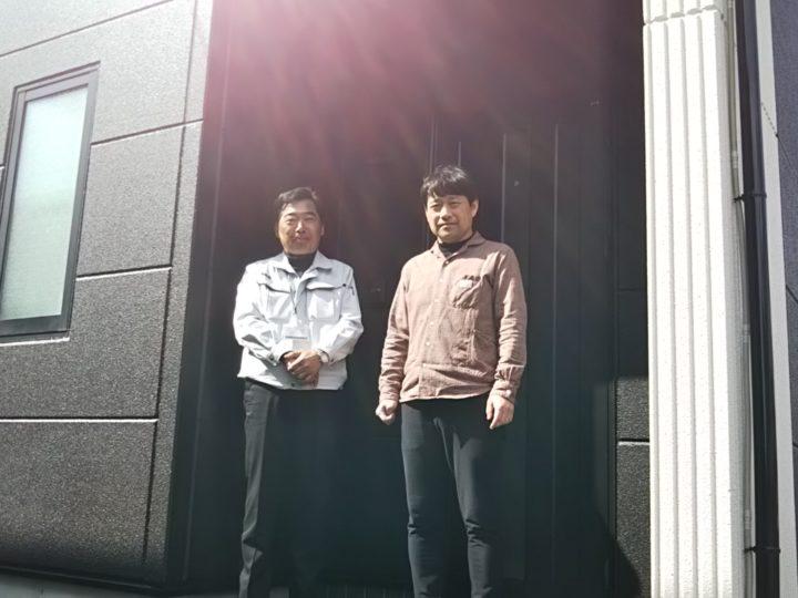 宮城県岩沼市で屋根と外壁塗装!S様からアンケートを頂きました。ありがとうございます。