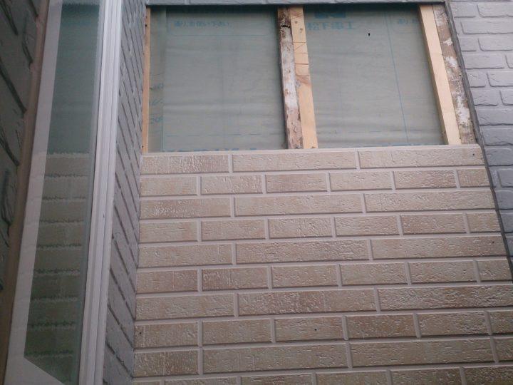 仙台市青葉区で屋根と外壁の塗装工事をしました。