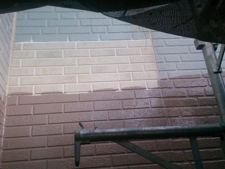 外壁貼り替え