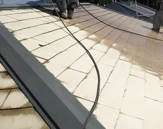 仙台市青葉区屋根 高圧洗浄