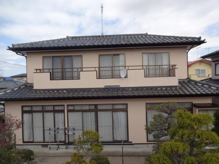 宮城県亘理郡亘理町で外壁の塗装! S様よりアンケートを頂きました。ありがとうございます。