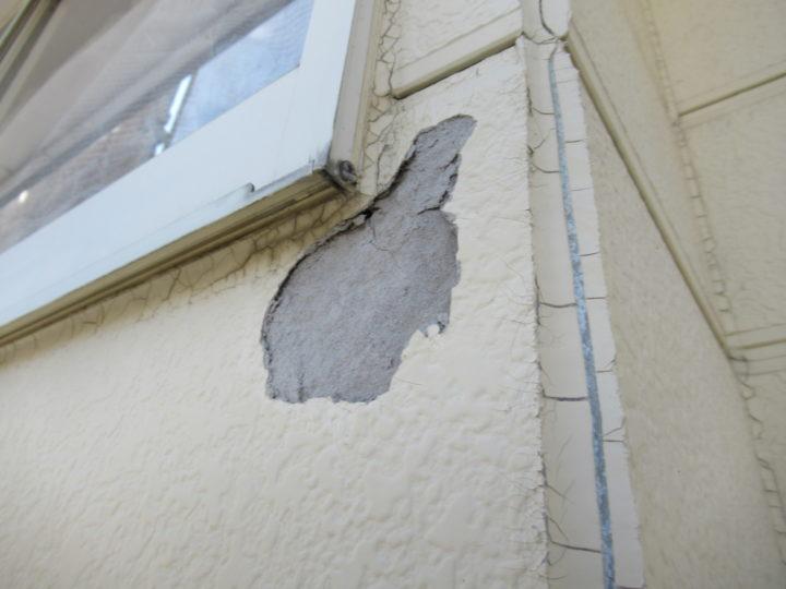 外壁の貼り替え