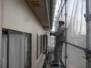 亘理郡外壁塗装 (1)
