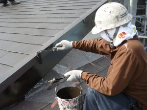 亘理郡屋根塗装 (2)