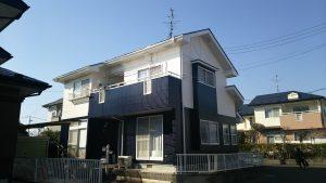 太白区屋根外壁塗装