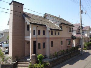 仙台市太白区屋根外壁塗装