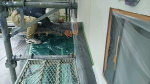 亘理郡外壁塗装